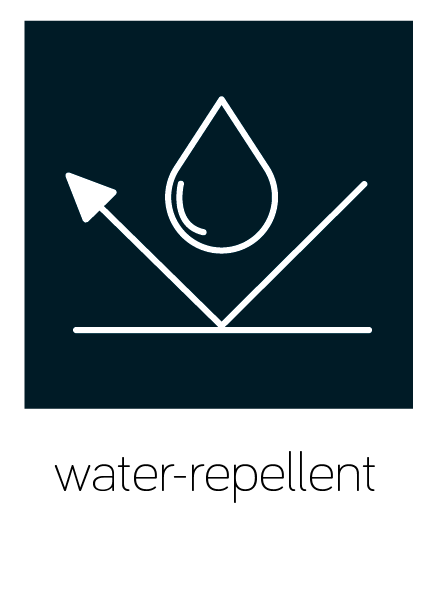 water repellent icon